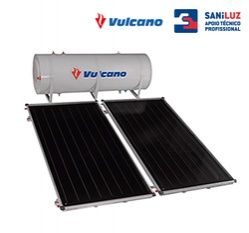 KIT TERMOSSIFAO Vulcano 300LT 2 FCC-2S TELHADO INCLINADO