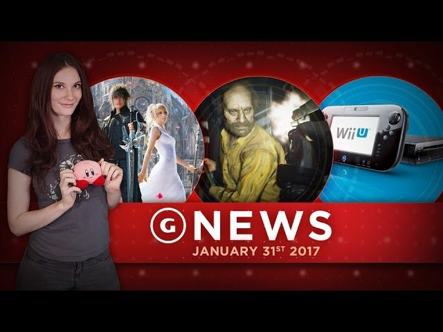 Resident Evil 7 DLC Released & Final Fantasy XV DLC Release Dates! - GS Daily News - http://gamesitereviews.com/resident-evil-7-dlc-released-final-fantasy-xv-dlc-release-dates-gs-daily-news/