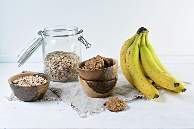 Kitchen story | Ovesné sušenky s banánem | http://www.kitchenstory.cz
