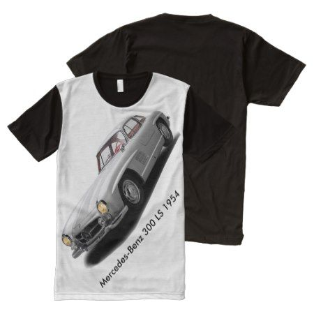 Classic car Men's-All-Over-Printed-t-shirt All-Over-Print T-Shirt - click/tap to personalize and buy