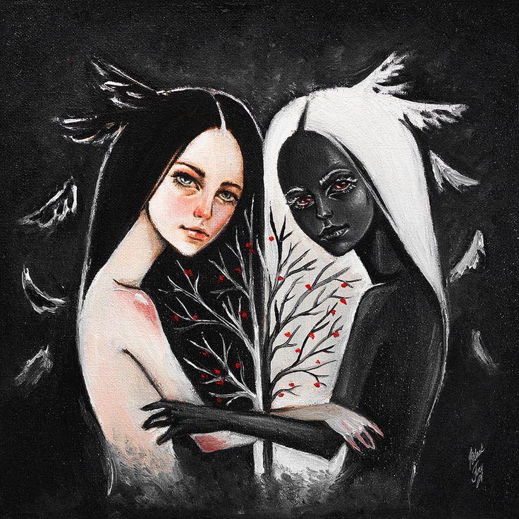 dark side by BlackFurya.deviantart.com on @DeviantArt