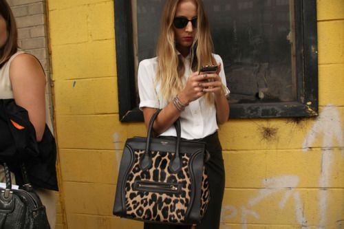 Harley Viera, Animal Instinct, Style Inspiration, Leopards Prints, Fw Style, Fashion Inspiration, Animal Prints, Bags Lady, Viera Newton