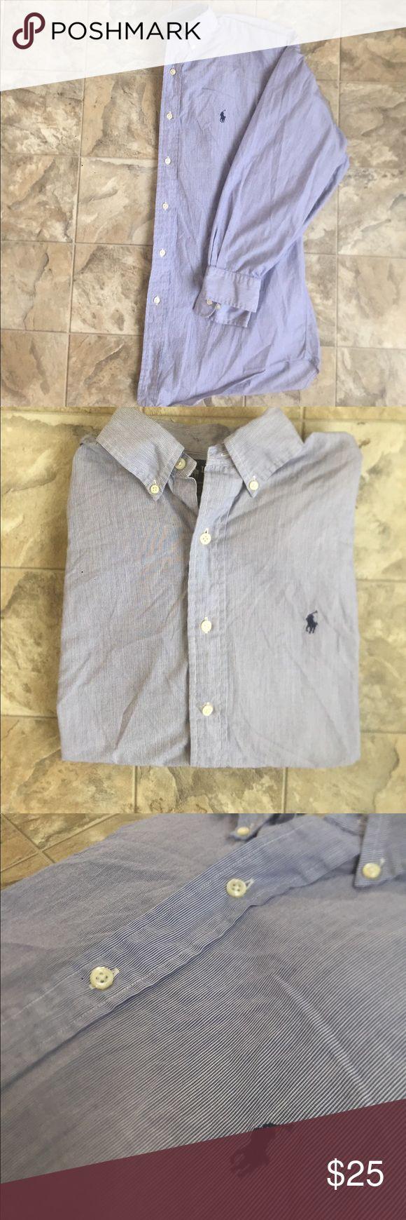 Ralph Lauren casual button down shirt Great condition Ralph Lauren button down shirt. Perfect for fall Rush! Ralph Lauren Shirts Casual Button Down Shirts