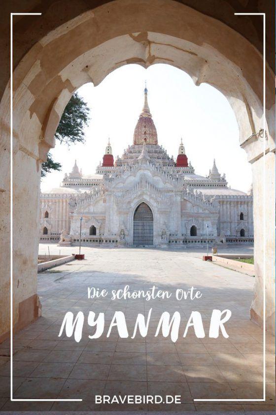 Myanmar: Die schönsten Orte für deine Reise