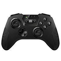 HonWally Game Controller Gamepad for PC Windows TV Android Phone Tablet SteamOS Supports XInput DirectInput DInput Mode with wired and wireless mode