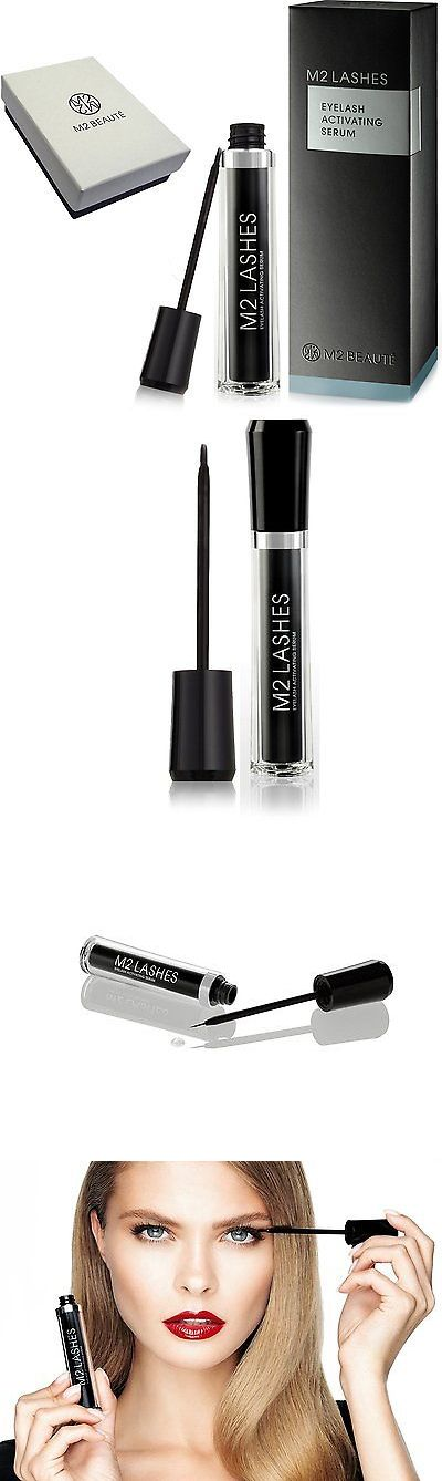 Lash Growth and Conditioner: M2lashes Eyelash Activating Serum 5Ml And M2beaute Gift Box | Most Powerful Growth BUY IT NOW ONLY: $131.55