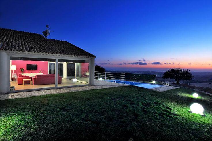 Villa di lusso Atena (panoramica) - Luxury villa Atena (overview)