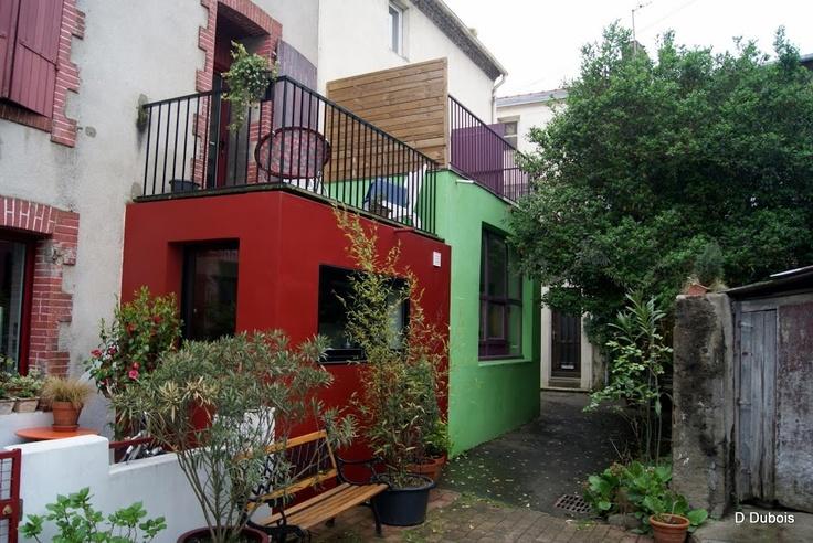 trentemoult village color rez pr s de nantes vivre a trentemoult pinterest nantes. Black Bedroom Furniture Sets. Home Design Ideas