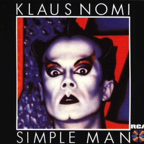 Klaus Nomi - Simple Man
