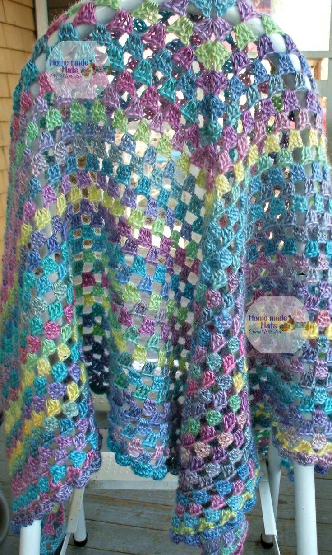 61 best Prayer shawl images on Pinterest   Ponchos, Crochet shawl ...