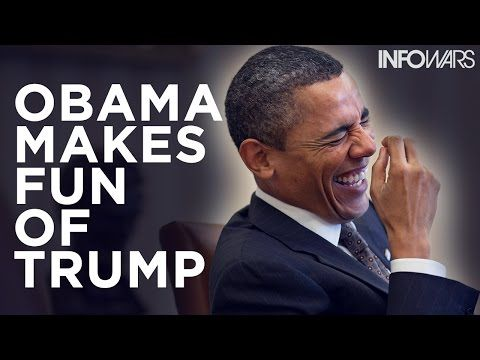 VIDEO OF OBAMA MAKING FUN OF TRUMP BACKFIRES Trump already delivering on promise to keep jobs in the U.S.