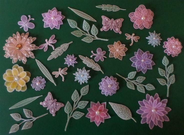 Flowers & Butterflies | docrafts.com