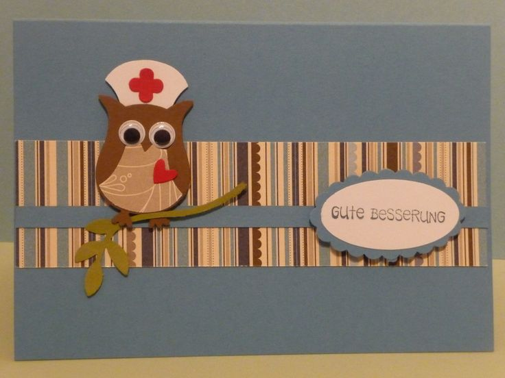 Titelbild Schoenes Aus Papier Von : Best ideas about genesungskarte on wellness