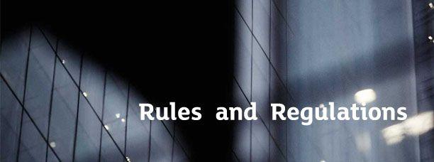 London Stock Exchange Rule Book