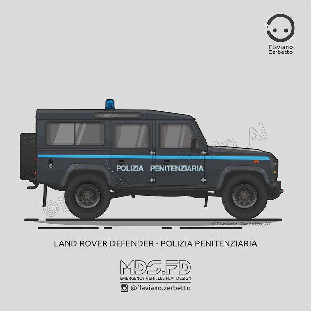 KombiT1: Land Rover Defender