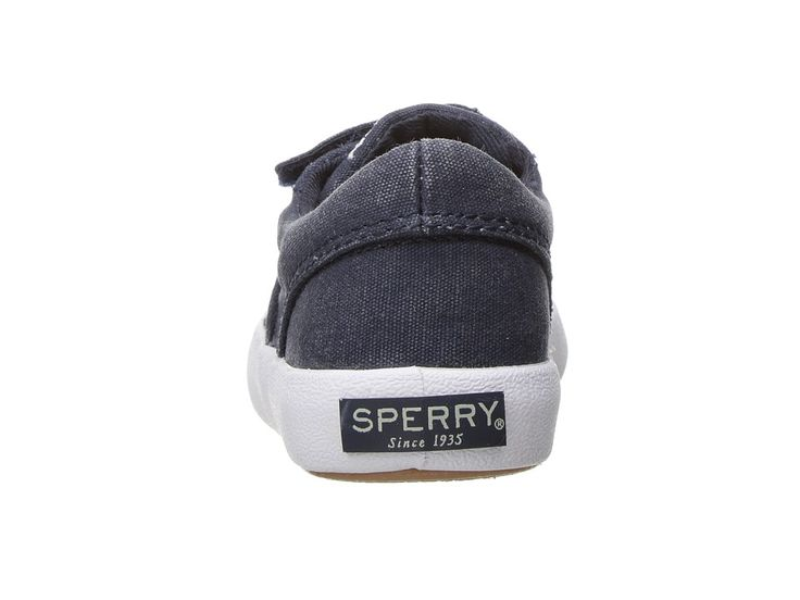 Sperry Kids Wahoo JR. (Toddler/Little Kid) Boys Shoes Navy