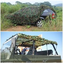 4*1.5M  Sun Shelter Sunshade Camouflage Tent Outdoor Waterproof Awning Sun Shelter Sunshade Camping Mat For Picnic  T15 0.5(China)
