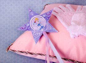 Cinderella Crafts and Recipes