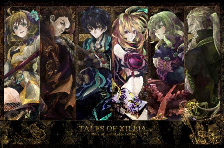 tales+of+xillia+jude+cutscene | Tales of Xillia conmemora el decimoquinto aniversario de la Saga Tales ... Jude Mathis