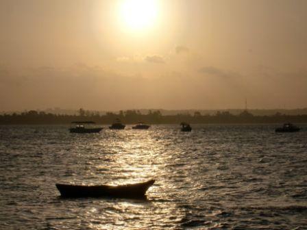Dar es Salaam of Tanzania