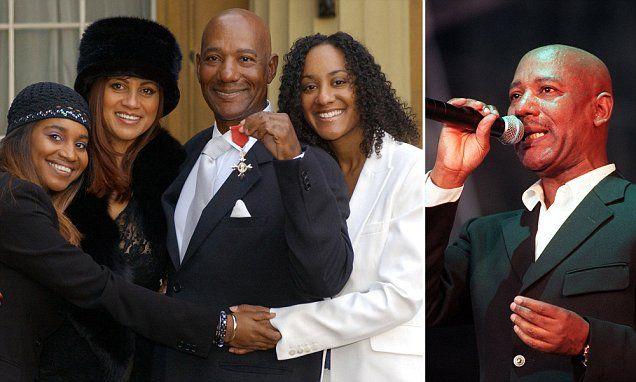 Hot Chocolate singer Errol Brown dies aged 71 in the Bahamas of cancer