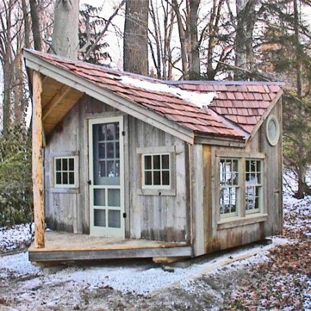 Backyard Retreat | Tiny Houses. Kits. JCS | Pinterest | Cottage, Cabin and  House - Backyard Retreat Tiny Houses. Kits. JCS Pinterest Cottage