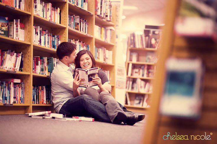 bookstore theme