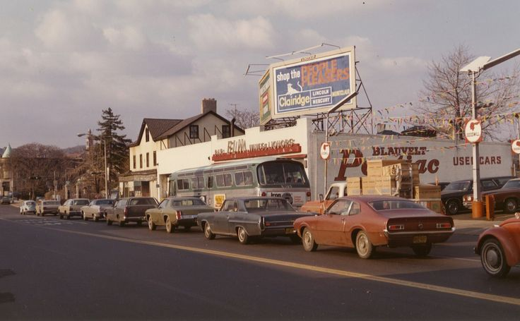 Montclair, New Jersey, 1970s