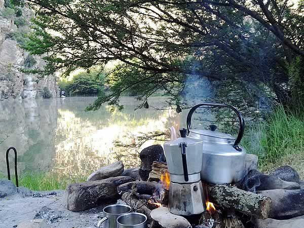 Baviaanskloof Camping - Bokloof Guest Farm