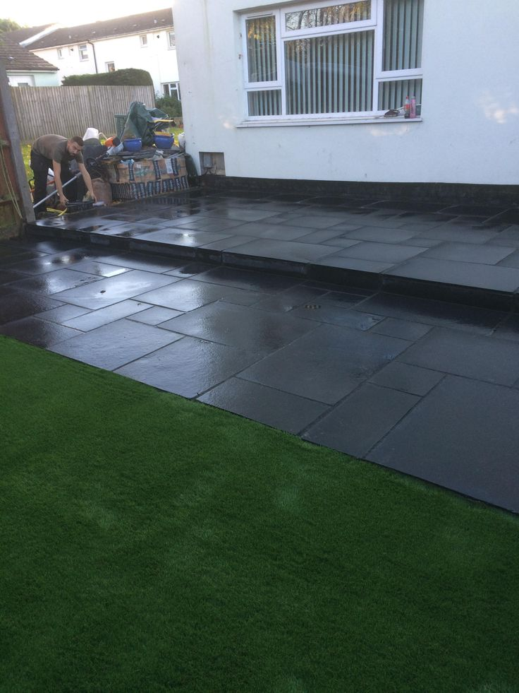 Our grass/patio installations are great value for money and enable comfortable socialising all year round. Contact Caversham AG today for a free survey.