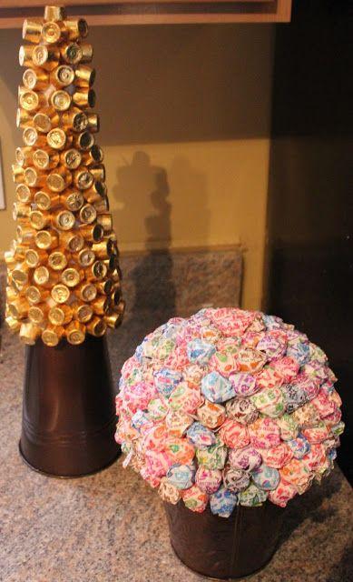 Pinspired:+Candy+Topiaries+|+Dana+Renee+Style