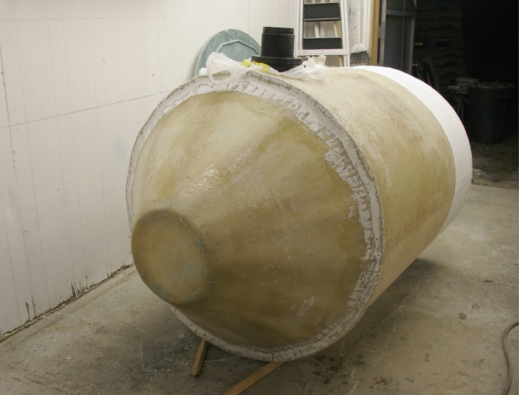 Originally From Why Not Learn To Do Fiberglass And Make Your Own