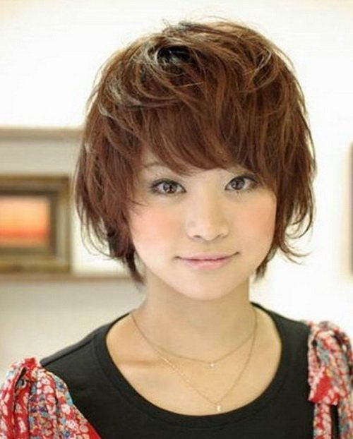 Short Messy Hairstyles Impressive 11 Best Easy Short Messy Hairstyles Images On Pinterest  Hair Cut