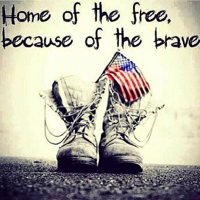 Memorial Day is not about a three day weekend,   Forever grateful!
