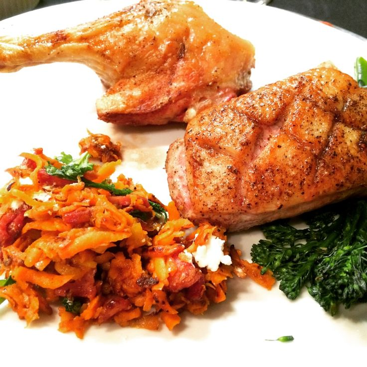 Easy duck meat recipes