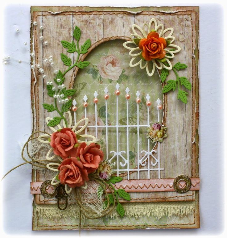 Card Making Ideas New Home Part - 47: Card By Gabrielle Pollacco (Such A Pretty Mess)