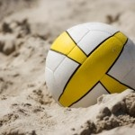 pro-sand volleyball