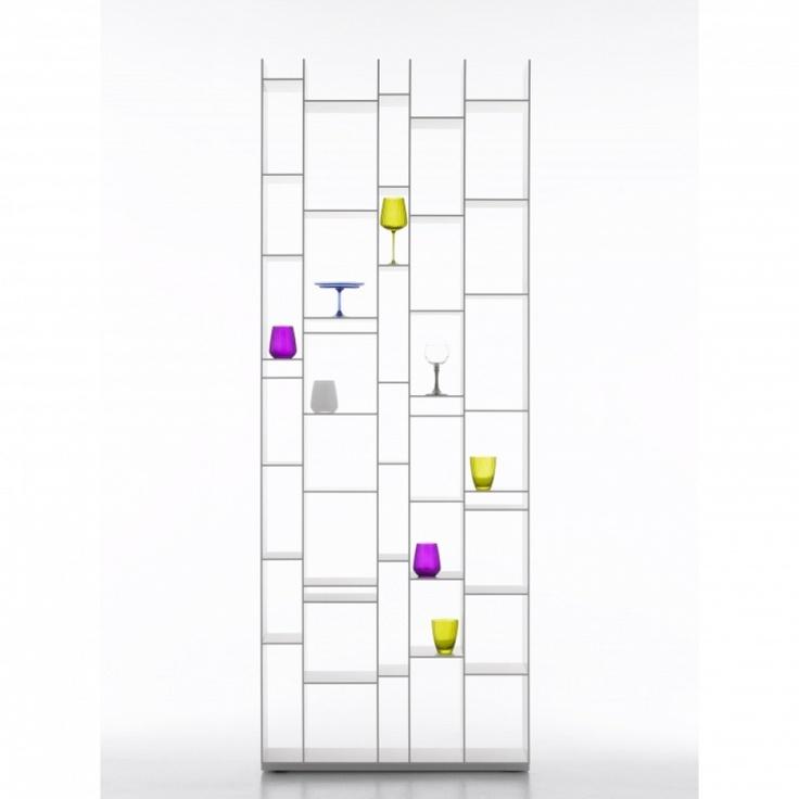 Random 08 Shelf | MDF Italia | Shelves | Furniture | AmbienteDirect.com