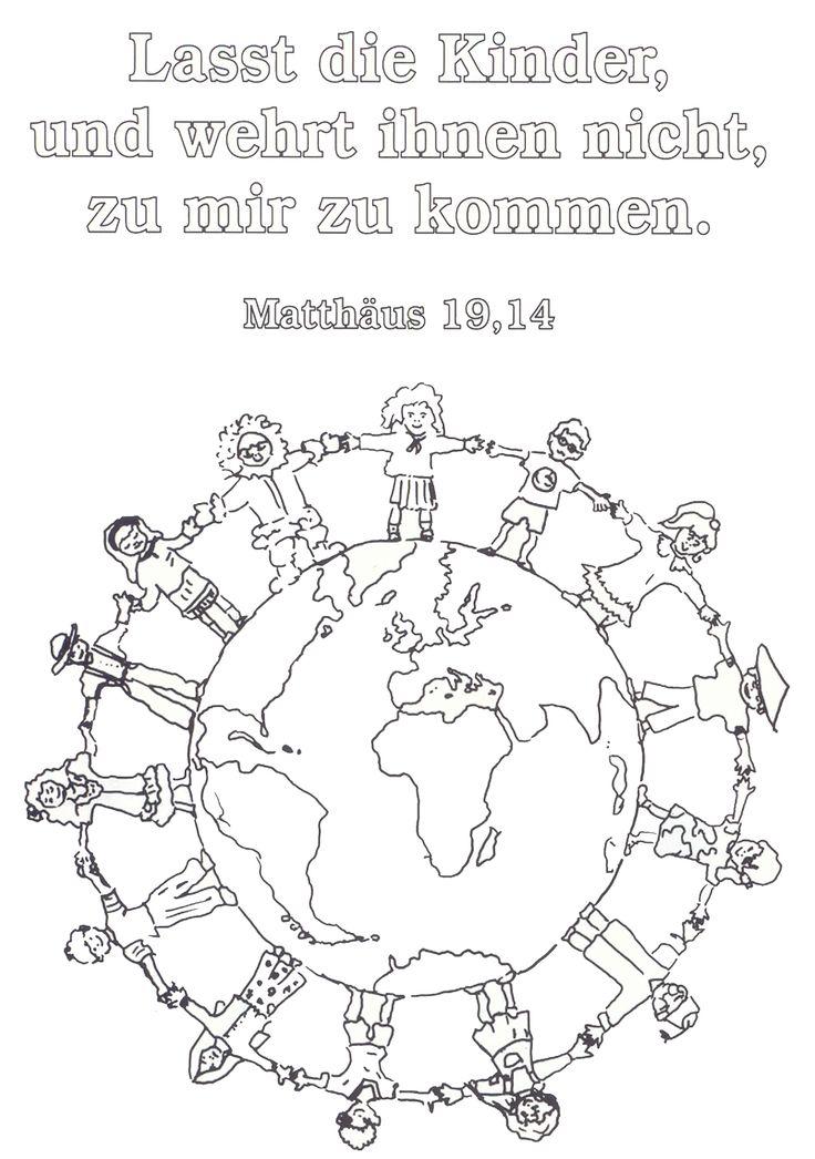 Holiday Coloring Pages bible coloring pages jesus : Die besten 17 Bilder zu Ideen Kindergotesdienst auf Pinterest : Ku00f6nig ...