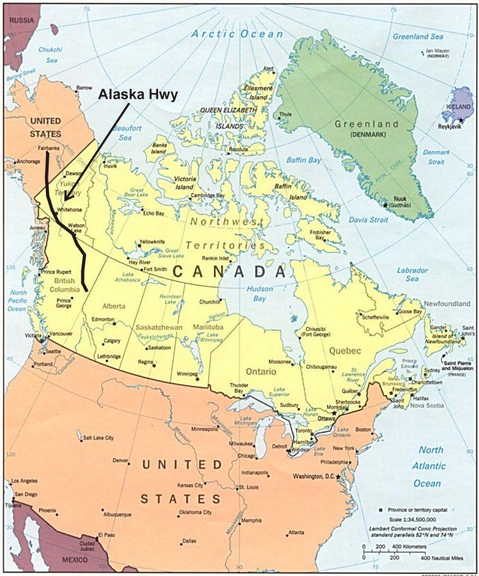 Best Highway Map Ideas On Pinterest Pacific Coast Time Road - Alaska map over us