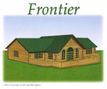 Riverbend log homes nackawic new brunswick canada for Log home plans ontario