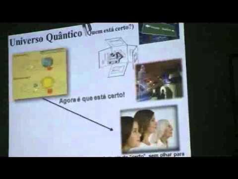 Curso completo- Fisica Quantica - Engenharia consciencial 1ª parte 2/6