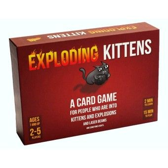 Best Prices Exploding Kittens: A Card Game About Kittens and Explosions and Sometimes GoatsOrder in good conditions Exploding Kittens: A Card Game About Kittens and Explosions and Sometimes Goats Before LI102TBAAAN0KTANMY-22550502 Toys & Games Traditional Games Card Games Lifine Exploding Kittens: A Card Game About Kittens and Explosions and Sometimes Goats  Search keyword Exploding #Kittens #A #Card #Game #About #Kittens #and #Explosions #and #Sometimes #Goats #Exploding Kittens: A Card…