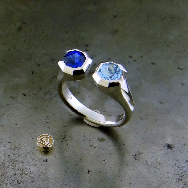 Oxidized Platinum: 32 Best Images About Color Rings On Pinterest