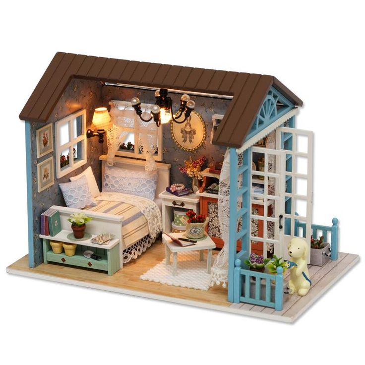 Handmade Doll House DIY