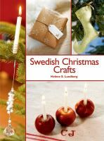 Shares step-by-step instructions for making Swedish-style holiday season crafts, in a guide that provides an array of ideas from stockings and ornaments to gift wrappings and greeting cards.