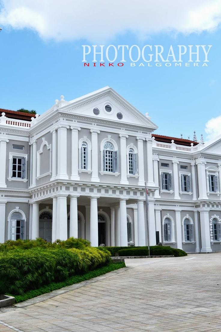 Singapore Museum, disini kita dapat melihat dan mengetahui sejarah singapura, banyak replika dan artefak yang ada disini, dengan bangunan yang bagus berkesan kolonial, tempat ini sangat bangus secara arsitektur. #SGTravelBuddy