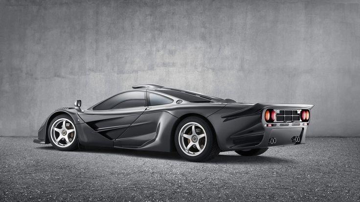 McLaren F1 GT '1997