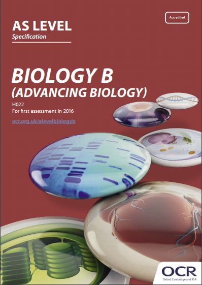 as level biology courseworks An accessible and clear approach with separate sections for as and a level biology, and content structured to the syllabus endorsed by cambridge international examinations, the fourth edition of the as/a level biology coursebook comprehensively covers all the knowledge and skills students need during the biology 9700 course (first examination.