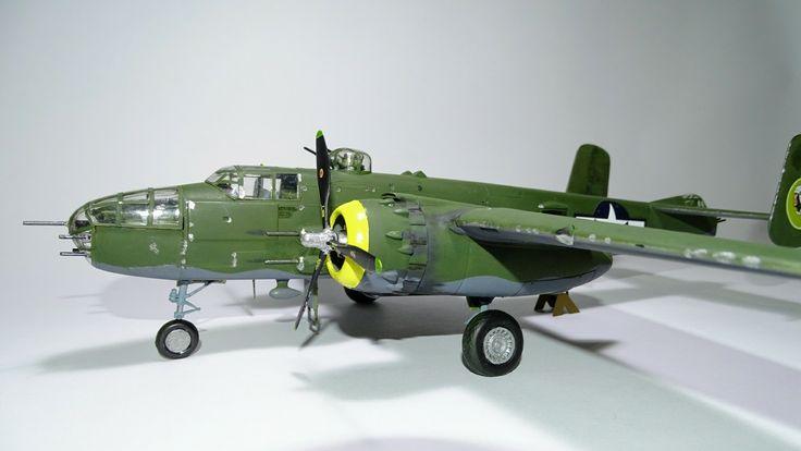 B-25J Mitchell, Revell 1:48